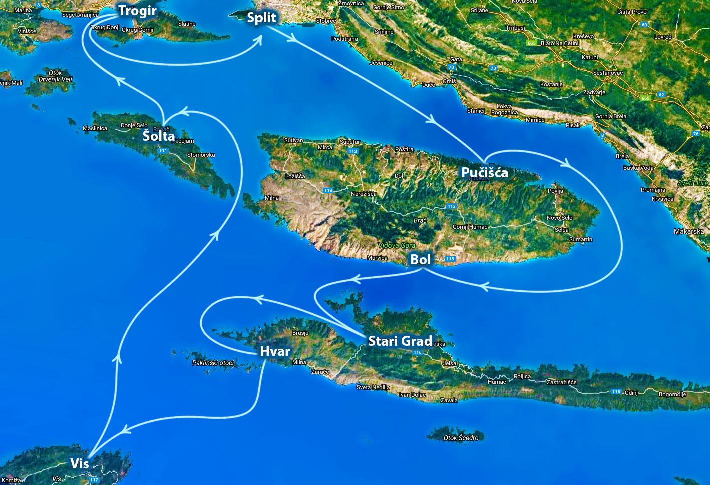 cruisemap